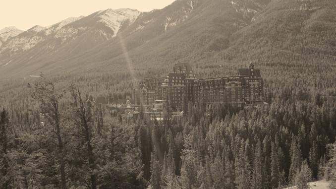 001 - Banff Springs