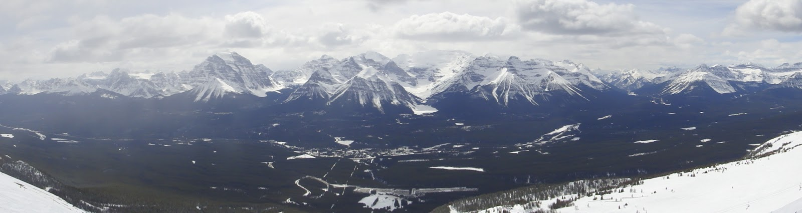 001 - Lake Louise Pano