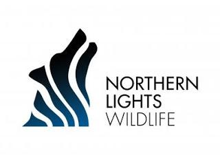 001 - Northern Lights Wildlife Wolf Centre Logo