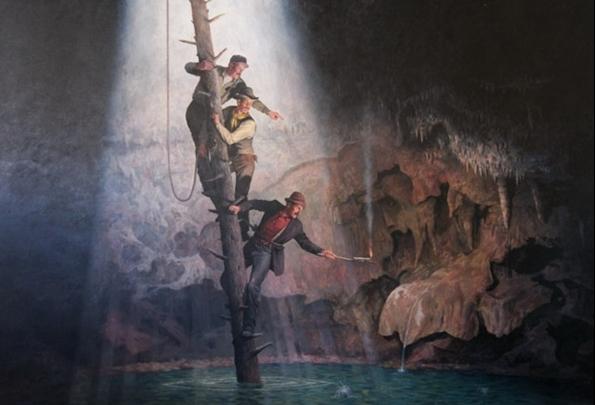 002 - Don Frache Mural (Parks Canada)