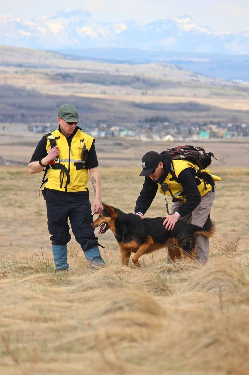 002 - Pres-K9-Andy-Potton-Dog-Harper-Member-Kevin-Bruce
