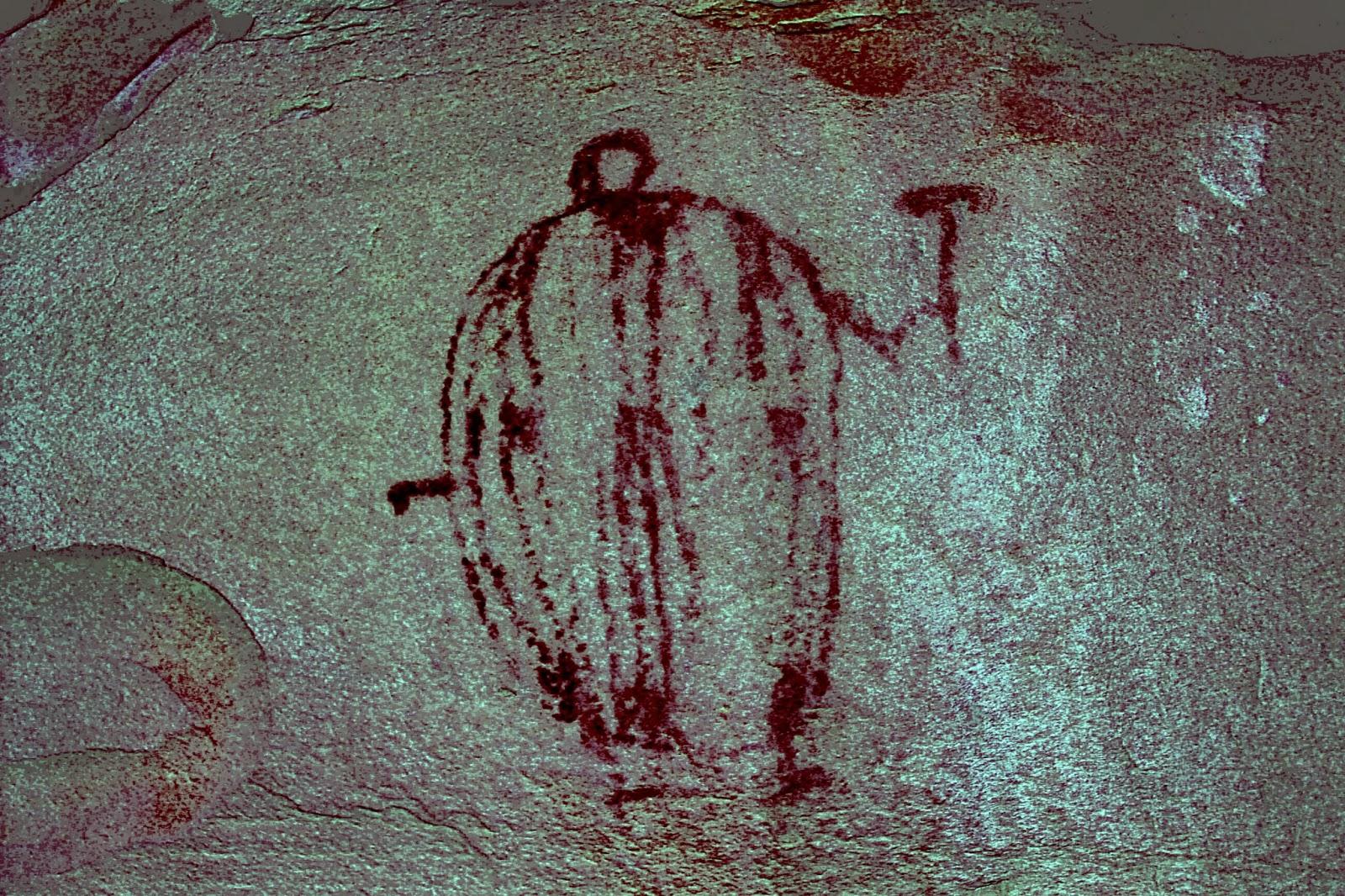 Historical Rock Art
