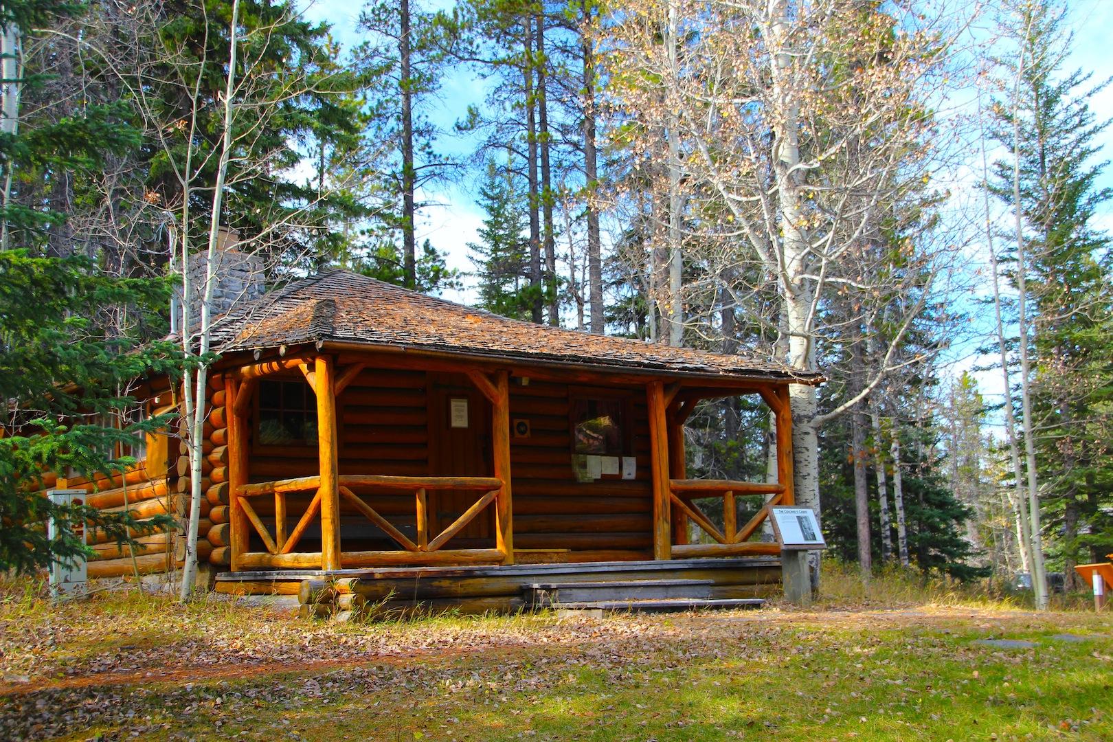 008 - Colonel's Cabin