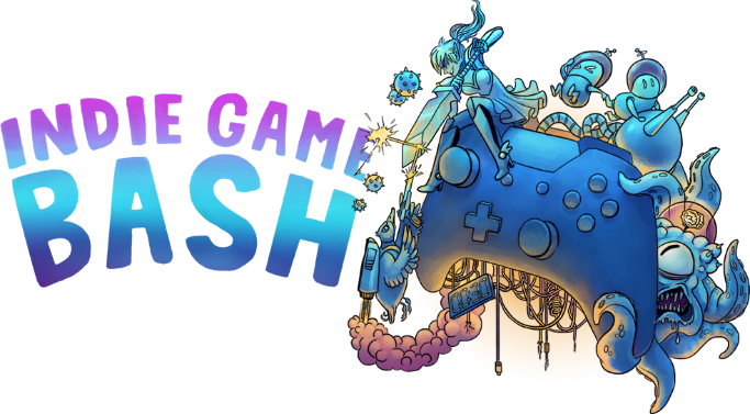 Indie Game Bash promotional image. Courtesy www.indiegamebash.com.