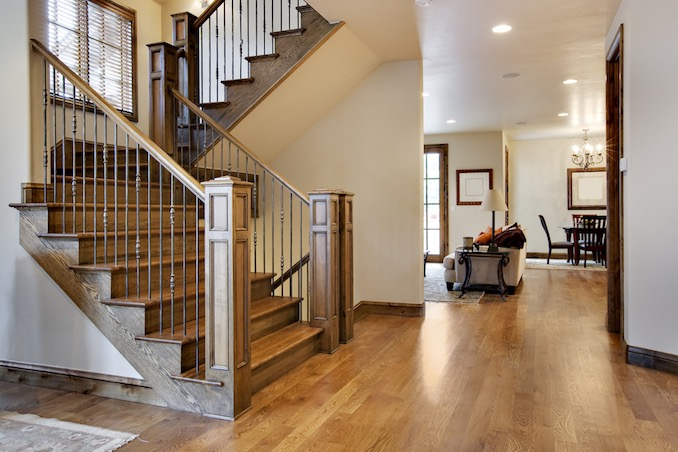 Blond Wood Floors - Top 6 Wood Flooring Colour Trends In 2018
