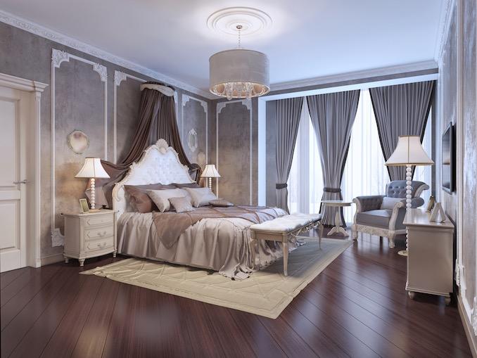 Dark Stained Wood Floors - Top 6 Wood Flooring Colour Trends In 2018