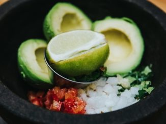 Anejo Mexican restaurant Tableside Guacamole recipe