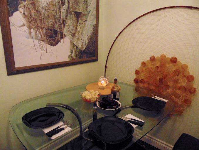 Tamara Cardinal - making space for a good meal