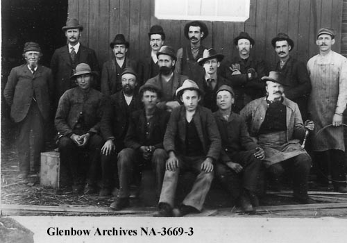 Historic Individuals that Calgary's Bridges are Named After