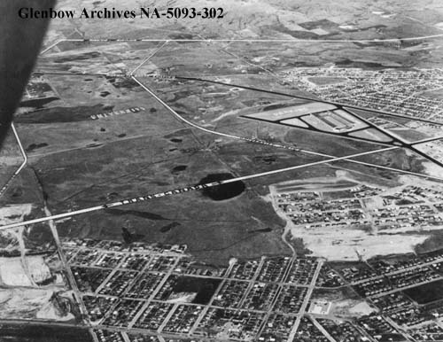 A Collection of Historical Photos from Nose Hill Park