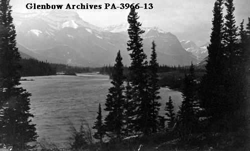 Historical Photos from Canmore and the Bow Valley