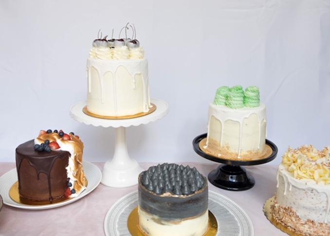 8 Cakes Bakery calgary