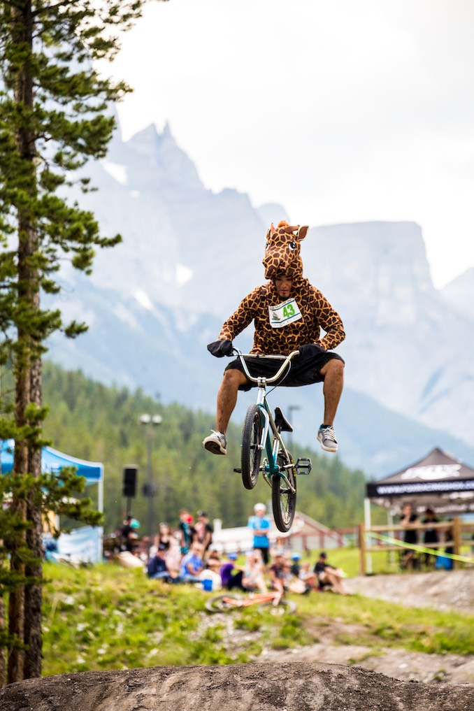 Wild Jobs Part Sixteen: Plaid Goat Mountain Bike Festival Organizer