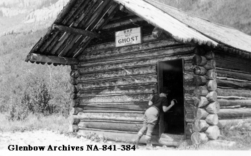 Historic Photos of the Ghost River Wilderness Area