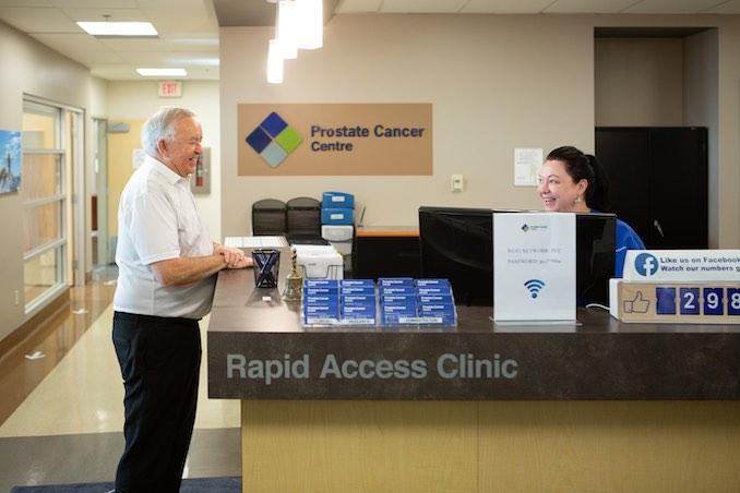 Calgary's Prostate Cancer Centre