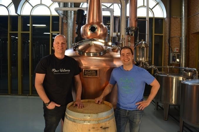 Bridgeland Distillery