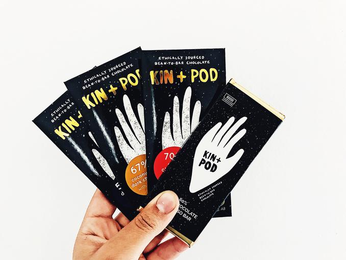 Homegrown Business: Kin+Pod Chocolate