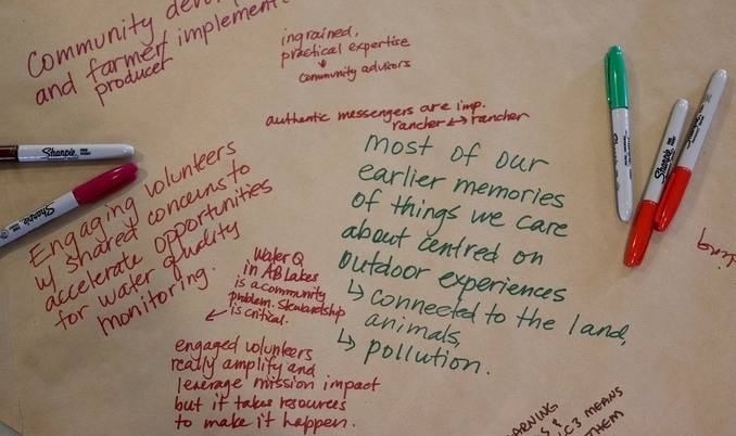 Alberta Ecotrust Session Notes