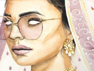 """""""Gulabi Rani"""" by Kiran Rai"""