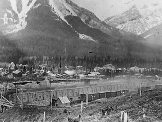 Historical Photos from Fernie, British Columbia