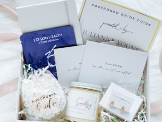 Something Special's Postponed Bride Box