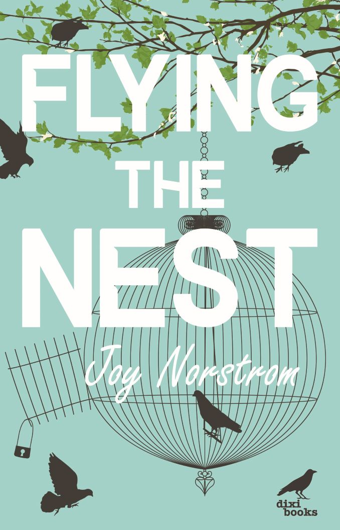I'm looking forward to the release of my second novel, Flying the Nest, which is a contemporary story about community and relationships.