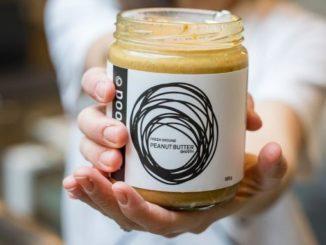 nudemarket's nudefood Peanut Butter