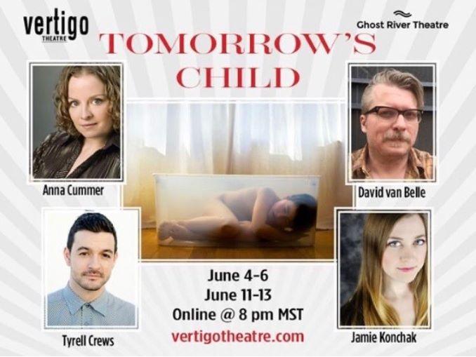 Tomorrow's Child by Anna Cummer