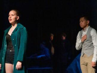 Maggie as Nancy in oliver