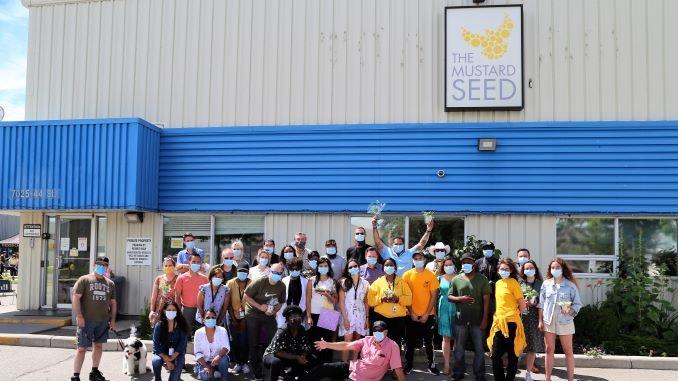 The Mustard Seed Team