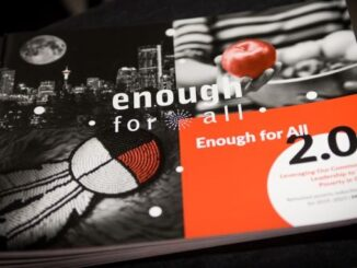 Enough for All Vibrant Communites Calgary