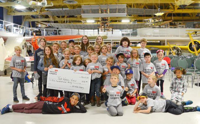 100 Kids of Calgary