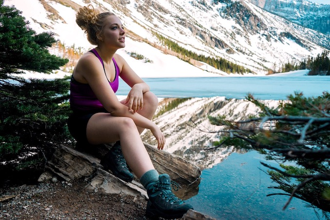 Jillian leads a healthy and active lifestyle, whether it is at the gym (or home gym these days) working on her goals; or hiking and backpacking in the mountains enjoying nature.