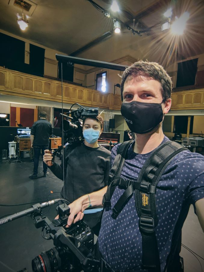 Making a Documentary with Calgary Opera
